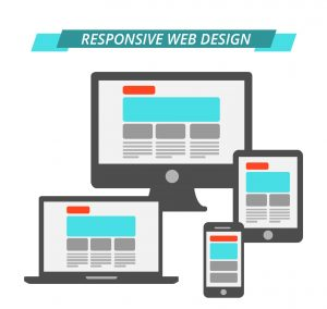 site web adapté au format téléphone
