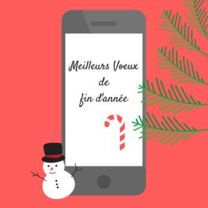 Envoyez-leurs vos vœux grâce au SMS !