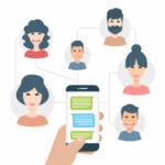 Erstellung eines effizienten Marketings per SMS