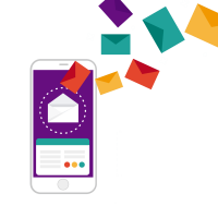 Vos actions commerciales sms avec l'email to SMS