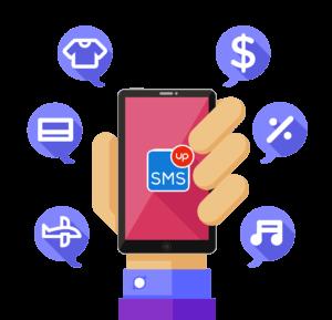 Une campagne sms pour les soldes avec SMSup