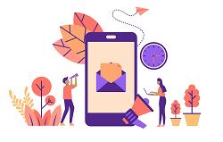 Le sms pour alerter : informez efficacement