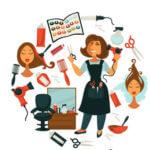 Le SMS professionnel pour les salons de coiffure, idéal pour chouchouter vos client(e)s !