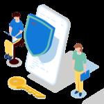 Transaktions-SMS für Banken