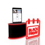 Fordern Sie Ihre Konkurrenten mit einer SMS Kampagne für den Black Friday heraus!