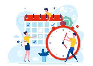 Marketingkalender für eine top Kommunikation