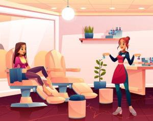 Le SMS pro pour les instituts de beauté : esthéticiennes, prenez soin de vos clients !