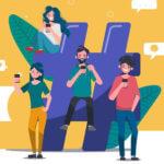 SMS vs soziale Netzwerke: Was wählen?