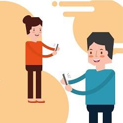 découvrez les avantages du sms vis à vis du site internet