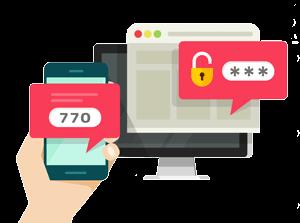 Ajoutez la double authentification à vos solutions web avec le SMS pro