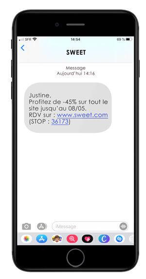 Programmez vos campagnes SMS sur notre plateforme !