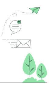 Envoyer un message à plusieurs cibles différentes.