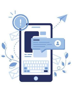 La notification SMS pour une communication viticole complète !